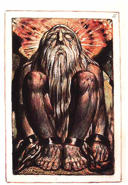 Book Of Urizen, W.Blake, 1794
