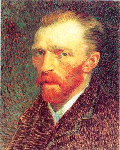 Vincent Van Gogh (Self Portrait)