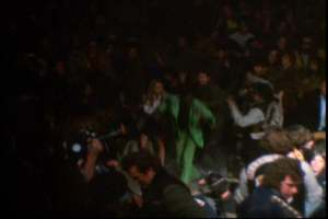 Meredith Hunter before his murder at Rolling Stones 1969 Altamont Concert