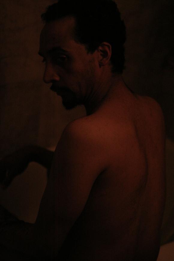 """""""A Kangalee Mourning"""" [photo by Nina Fleck, 2009]"""