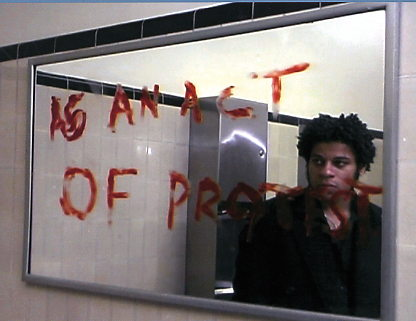 "Dennis Leroy Kangalee's cult classic ""As an Act of Protest"" (2002)"