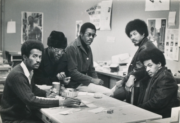 Black Panther San Francisco Chapter Headquarters, 1969 (Gordon Parks)