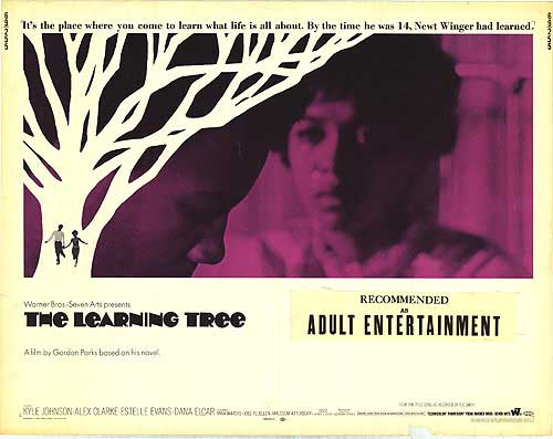 The Learning Tree poster (1969)