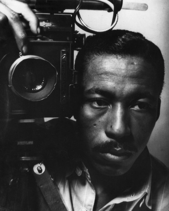 Gordon Parks, Self Portrait