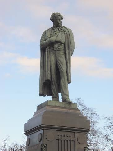 Alexander Pushkin, Moscow