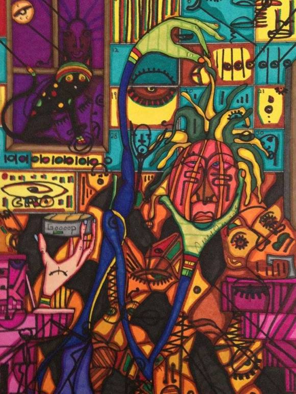 Cro Dadi & Jerry Ray Orr, 2015